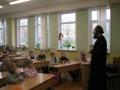 Беседа со 2 классом, школа №8