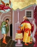 икона мытарь и фарисей