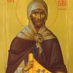 пр. серафим сирин икона